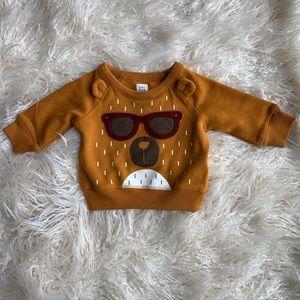 Baby Gap crew neck sweatshirt